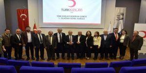 Türk Kızılayı Derneği Bodrum 1'inci Kongresini Yaptı