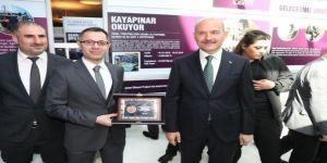 Kayapınar Belediyesi'ne Mansiyon Ödülü