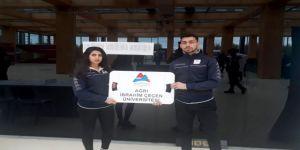 Aiçü Öğrencisi Kick Boks' Da Türkiye Şampiyonu Oldu