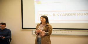 Saski Personellerine Yönelik 'Temel İlk Yardımcı Eğitimi' Düzenlendi
