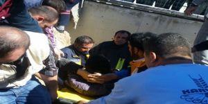Konya'da İstinat Duvarı Çöktü: 4 Yaralı