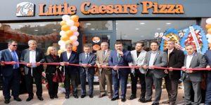 Little Caesars, Samsun'daki İlk Şubesini Törenle Açtı