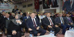 """Ak Parti Genel Başkanvekili Kurtulmuş: """"Türkiye'nin Hangi İstikamette Gideceğini De Belirliyoruz"""""""