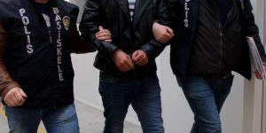 O zanlı tutuklandı