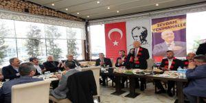 Başkan Yaşar, Gençlerbirliği Taraftarlar Derneği Üyeleri İle Bir Araya Geldi