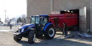 Çiftçiler, Şeker Pancarı Ekimi İçin Hazırlıklara Başladı