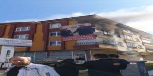 Ankara'da Yangın: 6 Yaralı