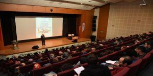 """Adıyaman Üniversitesinde """"Prof. Dr. Fuat Sezgin"""" Konferansı"""
