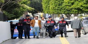 Manavgat'ta Küçükbaş Hayvan Hırsızlığına 3 Tutuklama