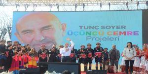 """Soyer: """"İzmir'de Raylı Sistemi İki Katına Çıkaracağız"""""""