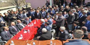 Bakan Yardımcısı Yerlikaya Şırnak'ta