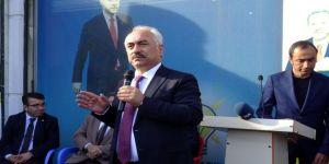 İçişleri Bakan Yardımcısı Ersoy, Gercüş'te Halka Seslendi