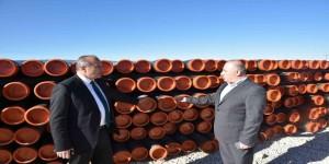Taşköprü'de Doğalgaz Boru Hattına Nisan Ayında Başlanıyor