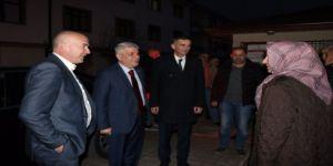 Başkan Adayı Arslan, Muhtarlarla Buluştu