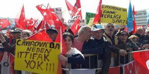 Çayırova'da ittifak talebi