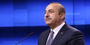 Dışişleri Bakanı Çavuşoğlu: Şiddet ve teröre karşı tepkimizi göstereceğiz