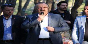 """Yılmaz: """"İş Ve İstihdam Artacak Gaziemir Kalkınacak"""""""