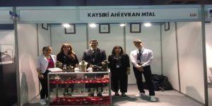 Ahi Evran Mesleki Ve Teknik Anadolu Lisesi Öğrencileri Mücevher İhtisas Fuarında