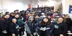 Lise Ve Ortaokul Giriş Ve Bursluluk Sınavı'na Gazianteplilerden Yoğun İlgi