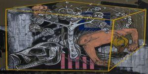 """Art On İstanbul Sanatçılarının """"Crossroads 6"""" Sergisi İküsag'da"""