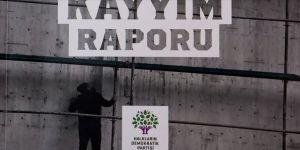 HDP'nin Kayyum Raporu'na Güneydoğu'dan tepki