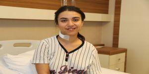 Genç Doktorun Akciğerinden 7 Santimlik Kitle Çıktı