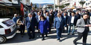 Başkan Vergili, Mhp Safranbolu Adayı İçin Destek İstedi