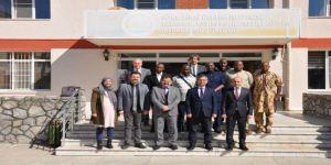 Sahra Altı Ülkelerine Söke'de Sulama Eğitimi