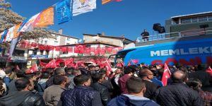"""Bakan Soylu: """"Biraz Ahlakın Varsa Ben Siyaset Yapıyorum Diye Türkiye'de Adım Atmazsın"""""""