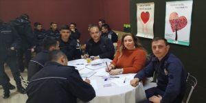 Polis adayları organ bağışçısı oldu