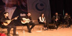 """Adıyaman Üniversitesinde """"Gazel Esintileri"""" İsimli Dinleti"""