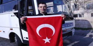 Başkan Çerçioğlu'ndan Örnek Şoföre Teşekkür