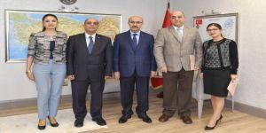 Yılın Doktorlarından Vali Demirtaş'a Ziyaret