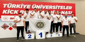 Atatürk Üniversitesi Spor Başarılarına Bir Yenisini Daha Ekledi