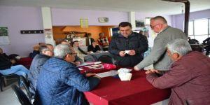 Biga'da Orköy'den Orman Köylüsüne İnek Desteği