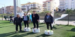 Atletizm Grup Müsabakalarından 7 Madalya