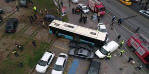 Beyazıt'taki Otobüs Kazasının Şoförü Serbest