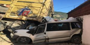 Şoförsüz Kaza
