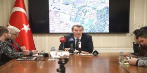 """Ak Parti Zeytinburnu Belediye Başkan Adayı Ömer Arısoy, """"Çevre Ve Şehircilik Bakanlığımız İett Bloklarındaki Emsali Onayladı"""""""
