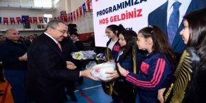 """İsmail Erdem: """"Ataşehir Sporun Merkezi Olacak"""""""