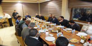 Kayyum Başkandan Belediye Çalışanlarına Veda Yemeği