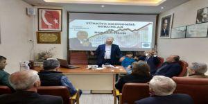 Türk Ocakları'nda Ülke Ekonomisi Masaya Yatırıldı