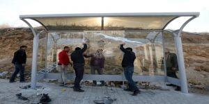 Van Büyükşehir Belediyesi 50 Yeni Durak Kurdu