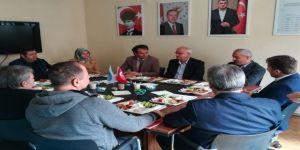 Dünya Ahıska Türkleri Birliği Kocaeli Temsilciliği Tanıtıldı