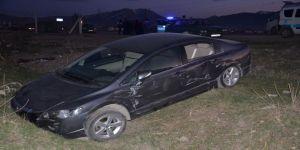 Elbistan'da Tır İle Otomobil Çarpıştı: 5'i Çocuk 6 Yaralı