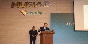 Müsiad'ta Türkiye Siyaseti Ve Politik Pazarlama Konulu Konferans