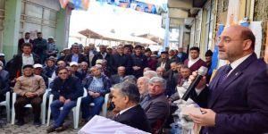 """Başkan Ali Çetinbaş: """"Şimdi Ayağa Kalkma, El Ele Tutuşma, Birlikte Olma Zamanı"""""""