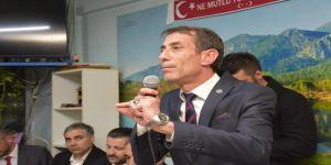 Mhp'li Özten'den İyi Partili Özdemir'e Sert Eleştiriler
