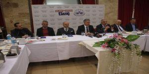 Elazığ'da İş Dünyası İstişare Toplantısı