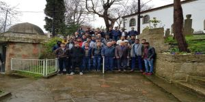 Sıla Öğrenci Yurdunda Kalan Öğrenciler, Sinop'u Gezdi